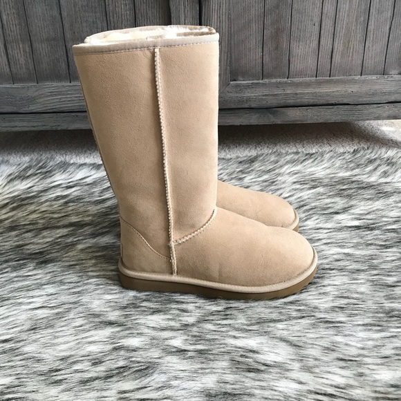 62a4b58eca9 ✨New Women's UGG Classic Tall II Boots in Sand✨
